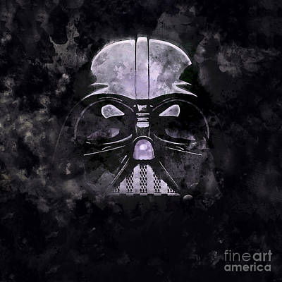 Skywalker Photograph - Lord Vader  by Jon Neidert