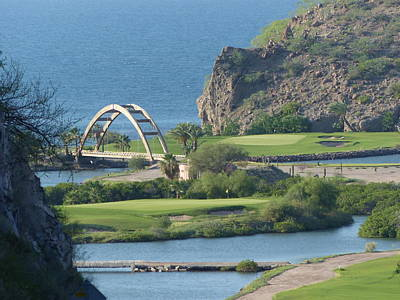 Photograph - Loreto Golf Resort And Spa 1 by Jeff Brunton