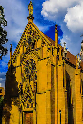 Photograph - Loretto Chapel Santa Fe by Garry Gay
