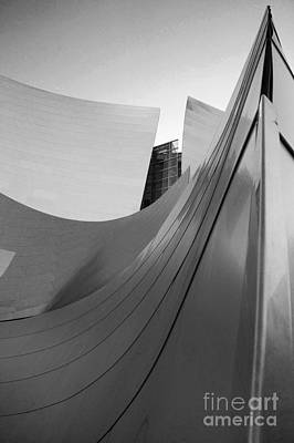Los Angeles Disney Concert Hall 31 Art Print by Micah May