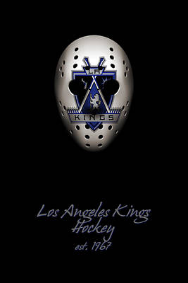 Photograph - Los Angeles Kings Established by Joe Hamilton