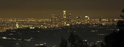 Photograph -  Los Angeles by Gilbert Artiaga