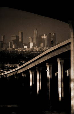 Photograph - Los Angeles Ramp by Richard Omura