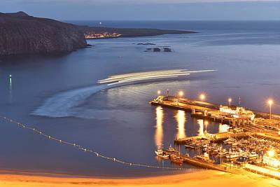 Photograph - Los Cristianos Coast Tenerife by Marek Stepan