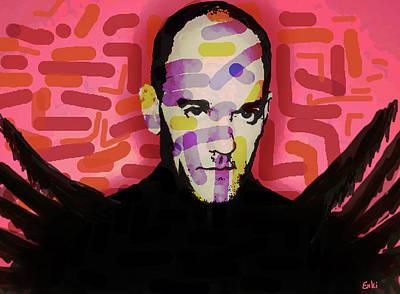Def Leppard Mixed Media - Losing My Religion  by Enki Art
