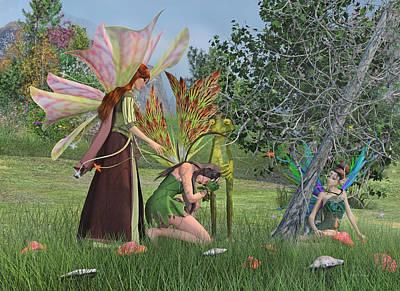 Fantasy Digital Art - Loss and Lost  by Betsy Knapp