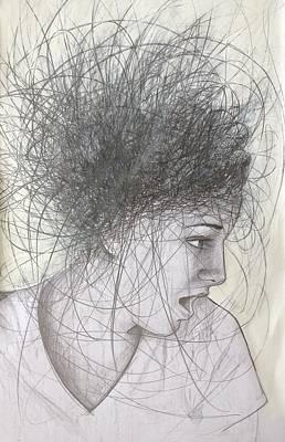 Drawing - Lost 2 by Mays Mayhew