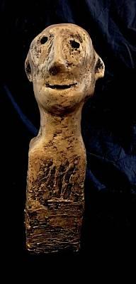 Sculpture - Lost Artifact  by Mark M Mellon