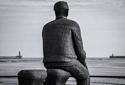 Photograph - Lost At Sea by David Pringle