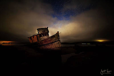 Photograph - Lost At Sea  by Janet Kopper