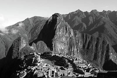 Photograph - Lost City Of The Inca by Aidan Moran
