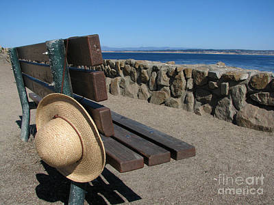 Photograph - Lost Hat by James B Toy