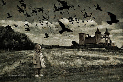 Photograph - Lost In An Unfamiliar Landscape by Aleksander Rotner