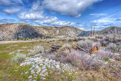 Photograph - Lost In Entiat Washington by Spencer McDonald