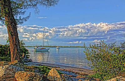 Photograph - Lost In Paradise by HH Photography of Florida