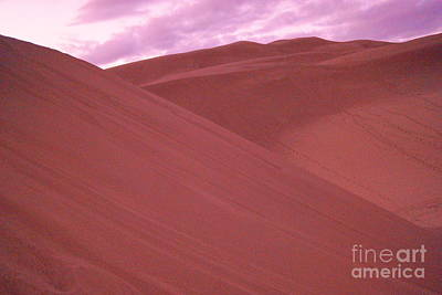 Photograph - Lost In The Dunes by Jeff Swan