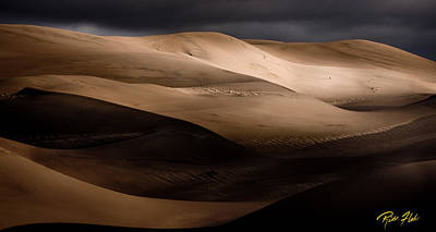 Photograph - Lost In The Great Desert by Rikk Flohr