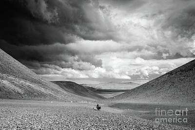 Photograph - Lost In The Puna De Atacama by Olivier Steiner