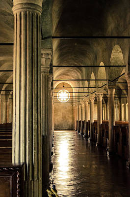 Photograph - Lost In The Twilight Hall  by Andrea Mazzocchetti