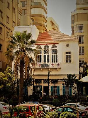 Photograph - Lost In The Urban Jungle  Beirut  by Funkpix Photo Hunter