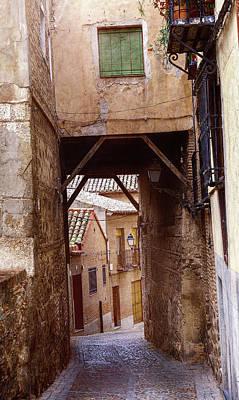 Photograph - Lost In Toledo II by Joan Carroll