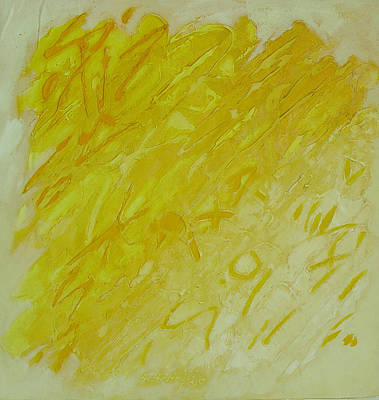 Painting - lost letter VIII by Saadi Babely