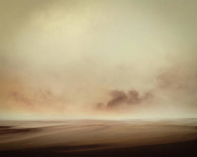 Deep Sky Mixed Media - Lost Sands by Lonnie Christopher