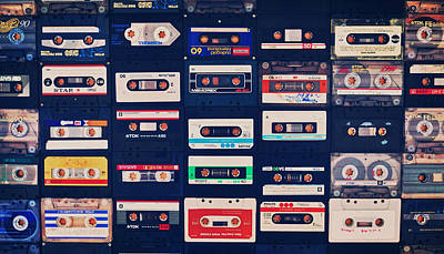 Lost Tapes. Grandma's House Art Print