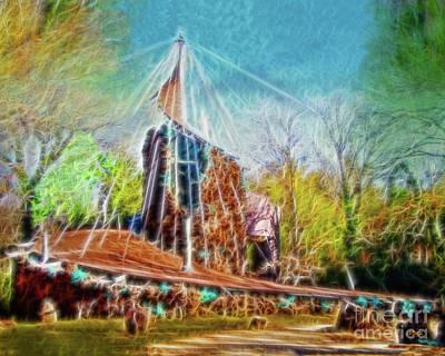 Digital Art - Lost Treasure by John Beck