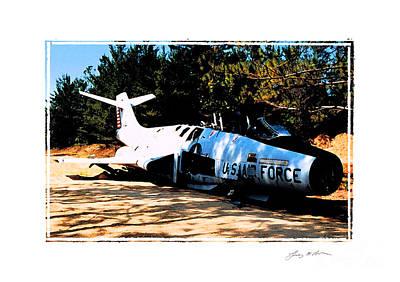 F-101 Digital Art - Lost Voodoo Magic by Tommy Anderson