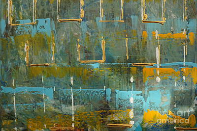 Painting - Lost Windows by Jimmy Clark