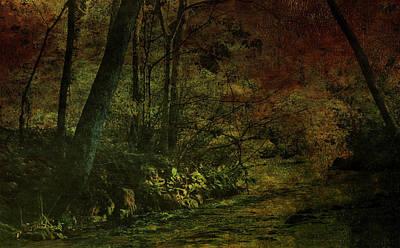 Lost Woods 8140 H_3 Art Print