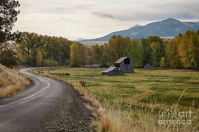 Photograph - Lostine Valley by Idaho Scenic Images Linda Lantzy