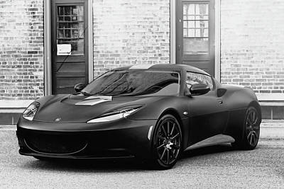 Photograph - Lotus Evora by Joel Witmeyer