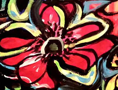 Painting - Lotus Flower by Nikki Dalton