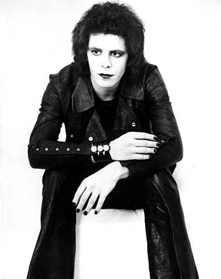 Lou Reed, Circa 1973 Print by Everett