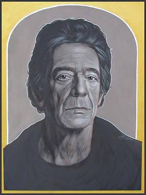 Painting - Lou Reed by Jovana Kolic