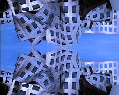Photograph - Lou Ruvo Center Up And Down by Matt Harang