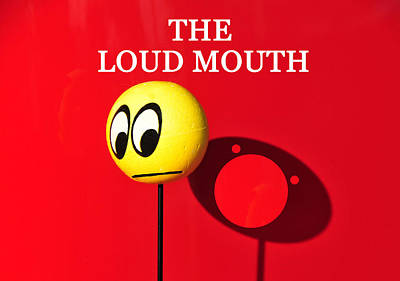 Photograph - Loud Mouth by David Lee Thompson