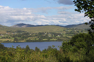 Photograph - Lough Eske 4237 by John Moyer