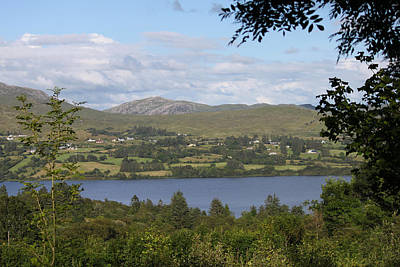 Photograph - Lough Eske 4241 by John Moyer