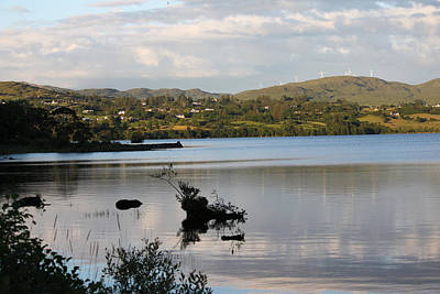 Photograph - Lough Eske 4251 by John Moyer