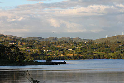 Photograph - Lough Eske by John Moyer