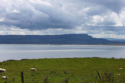 Photograph - Lough Foyle 4171 by John Moyer