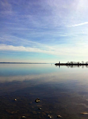 Photograph - Lough Neagh At Ballyronan by Colin Clarke