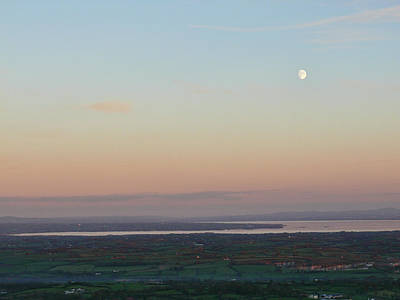 Photograph - Lough Neagh Viewed From Slieve Gallion by Colin Clarke