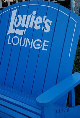 Louie S Lounge Original by Rob Hans