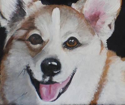 Painting - Louis by Carol Russell