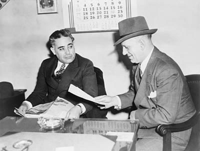 Louis Capone 1896-1944 Print by Everett