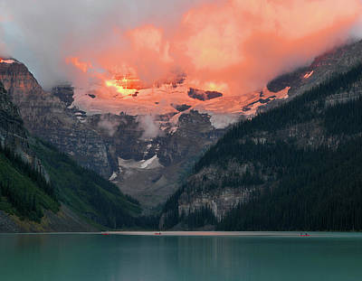 Photograph - Louis Lake by Yue Wang